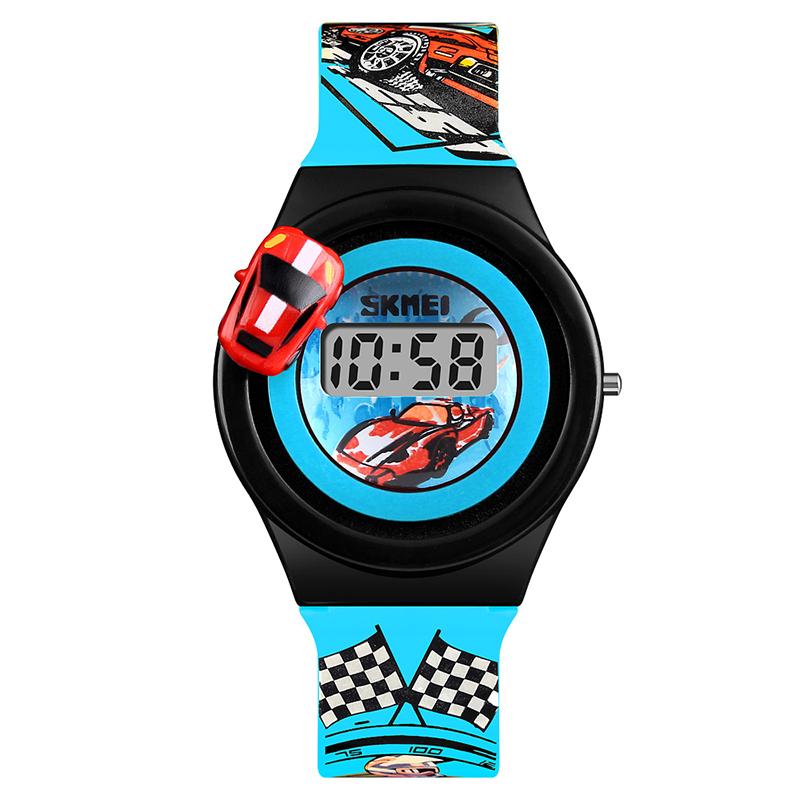 ساعت مچی دیجیتال پسرانه اسکمی مدل 1376 کد02