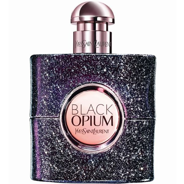 ادو پرفیوم زنانه ایو سن لوران مدل Black Opium Nuit Blanche حجم 90 میلی لیتر