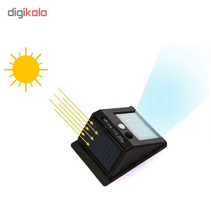 چراغ دیواری خورشیدیمدل 48-SE