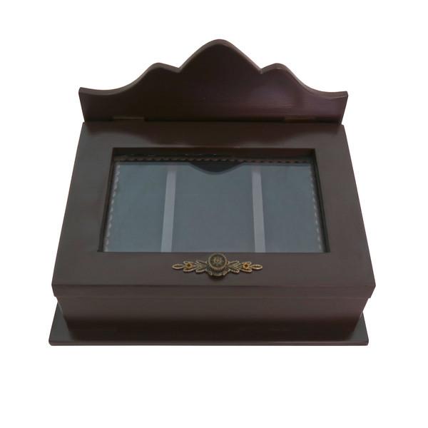 جعبه چای کیسه ای حامی مدل RJP-701
