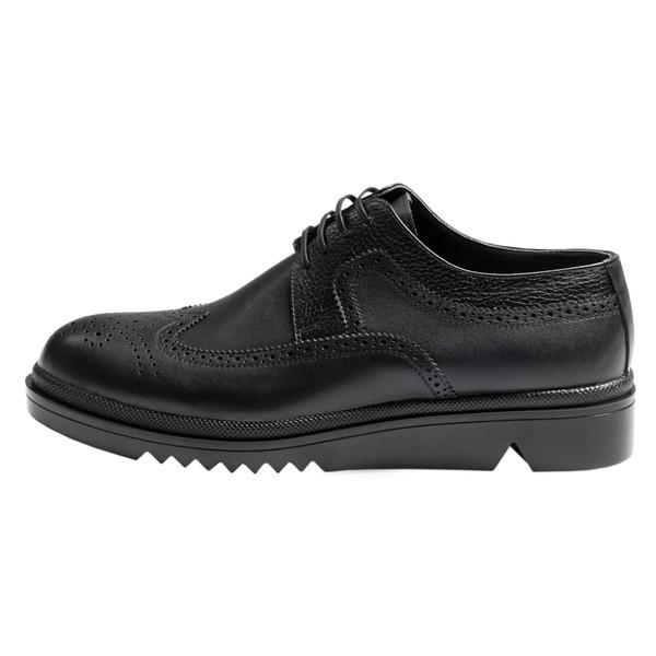 کفش مردانه سی سی مدل نیومن رنگ مشکی
