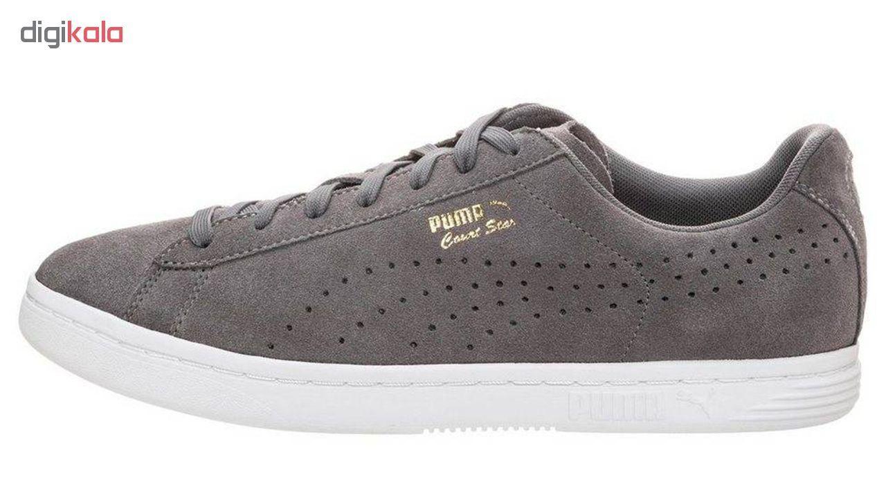 کفش راحتی مردانه پوما مدل Court Star Suede -  - 1
