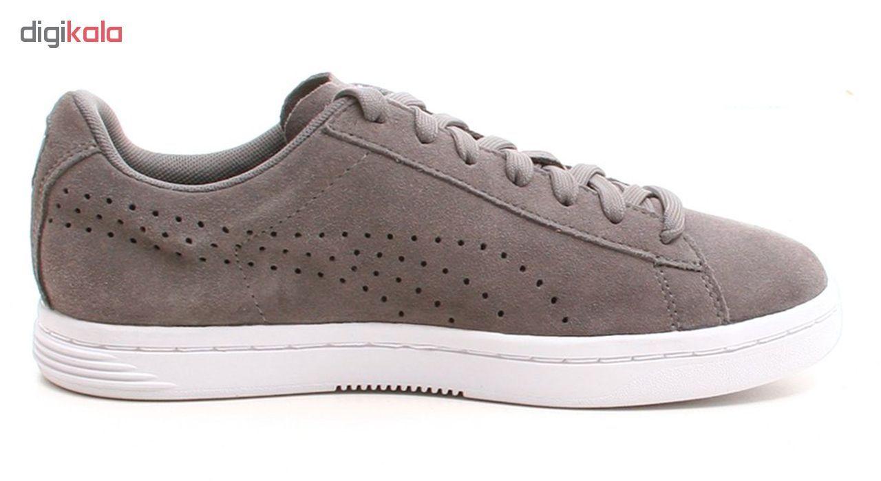کفش راحتی مردانه پوما مدل Court Star Suede -  - 2