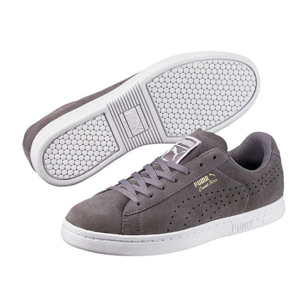 کفش راحتی مردانه پوما مدل Court Star Suede -  - 5