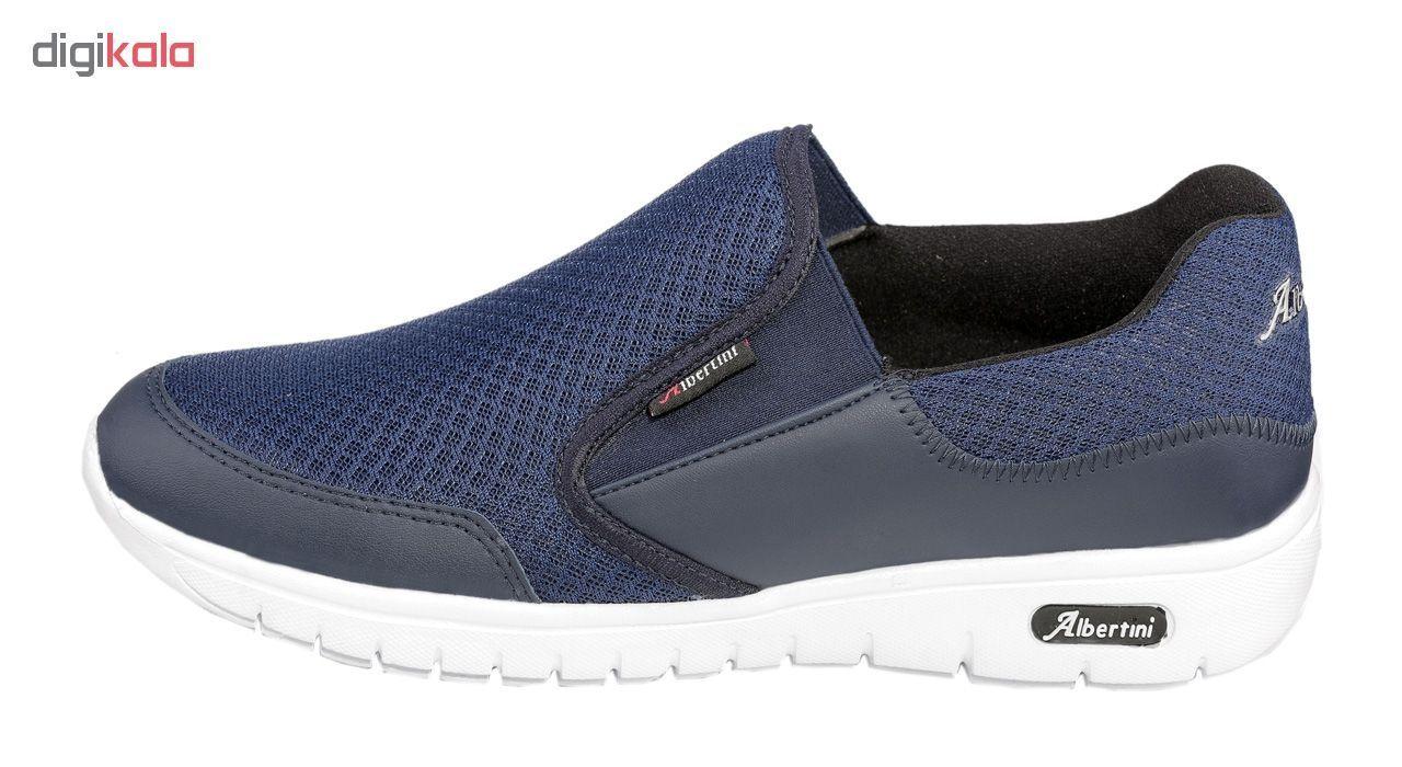 کفش مردانه آلبرتینی مدل میلان