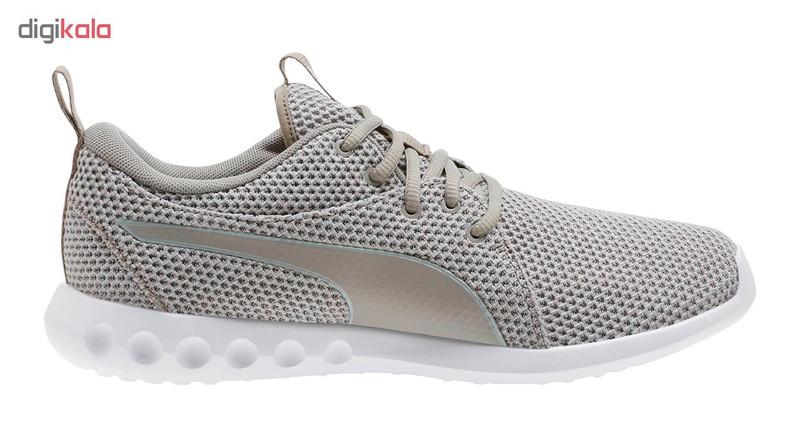 کفش مخصوص دویدن مردانه پوما مدل Carson 2 Nature Knit