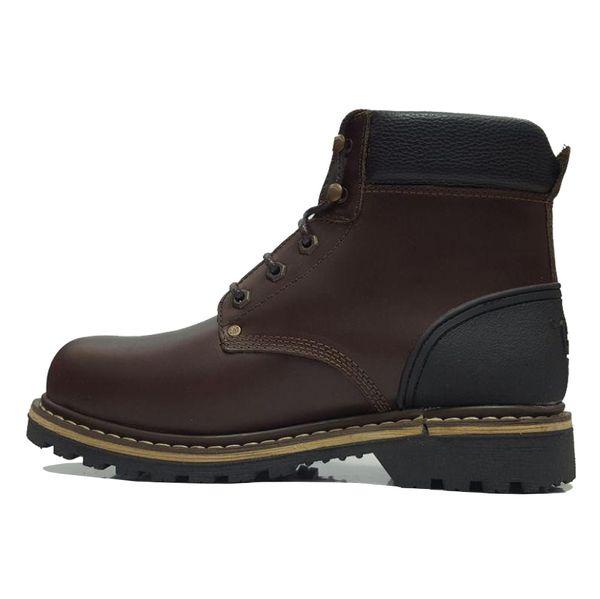 کفش کوهنوردی مردانه مدل 2518 -Dark brown