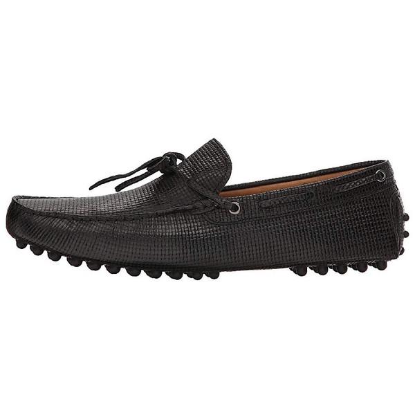کفش مردانه ماسیمو متئو مدل Woven Stamped