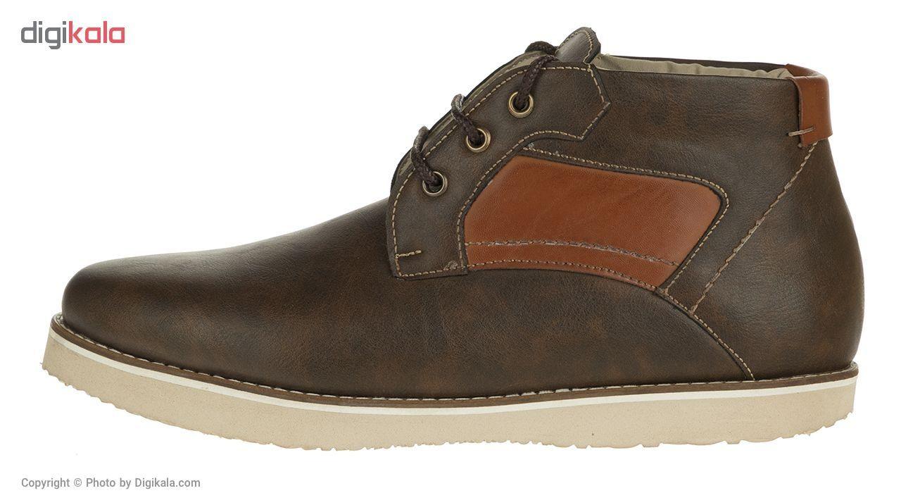 کفش مردانه پاتن جامه مدل 1562121-3676 -  - 1