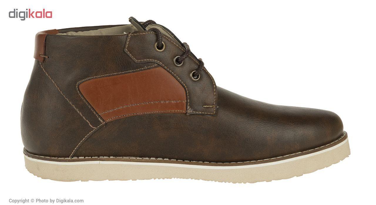 کفش مردانه پاتن جامه مدل 1562121-3676 -  - 2