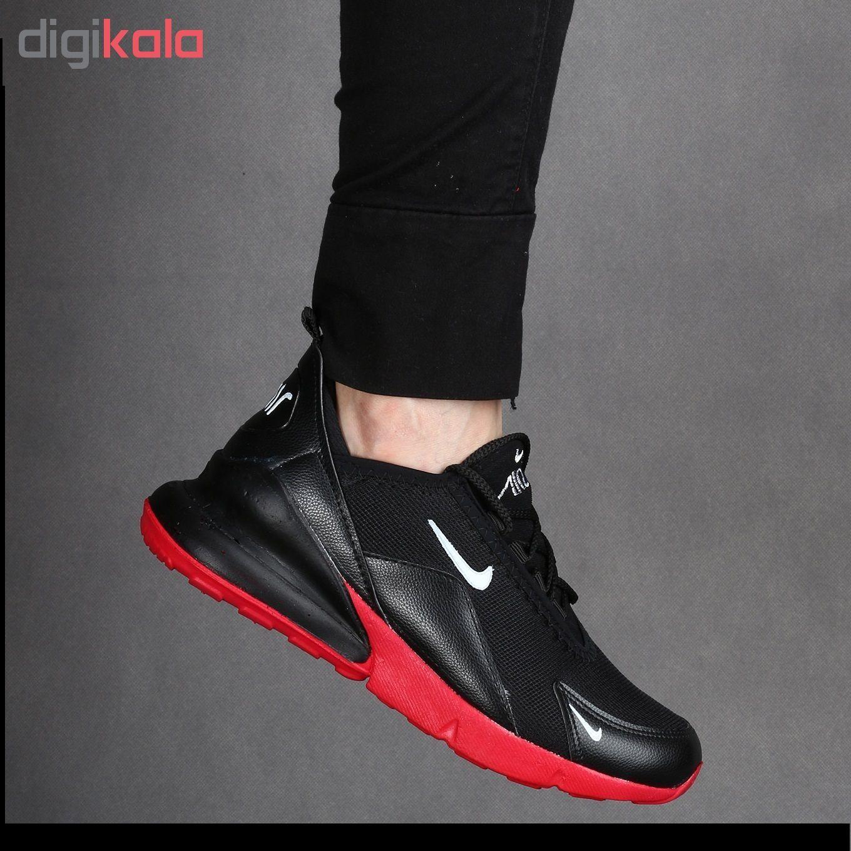 کفش مخصوص دویدن مردانه مدل D.r.j.e.27 رنگ قرمز main 1 4