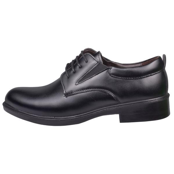 کفش مردانه طب نوین کد 1692 رنگ مشکی