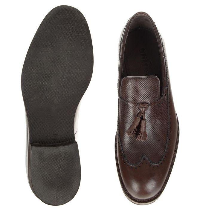 کفش مردانه شیفر مدل 7184A-BR