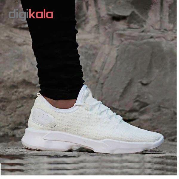 کفش مخصوص دویدن مردانه مدل A-R-S-H رنگ سفید main 1 3