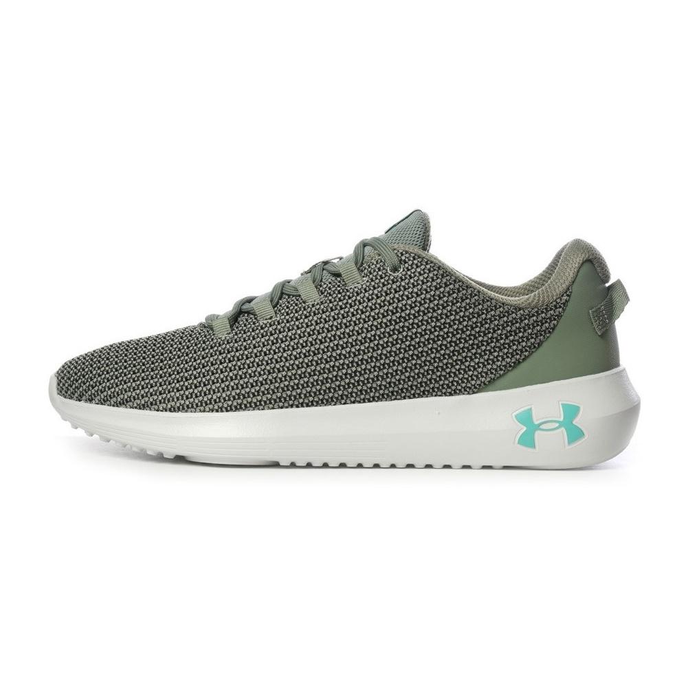 کفش مخصوص دویدن مردانه آندر آرمور مدل Ripple Shoes رنگ سبز