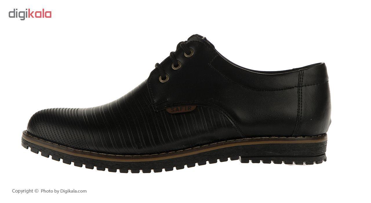 کفش مردانه سفیر مدل K.baz.010 main 1 1