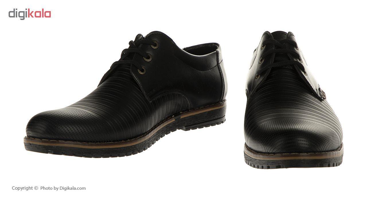 کفش مردانه سفیر مدل K.baz.010 main 1 5