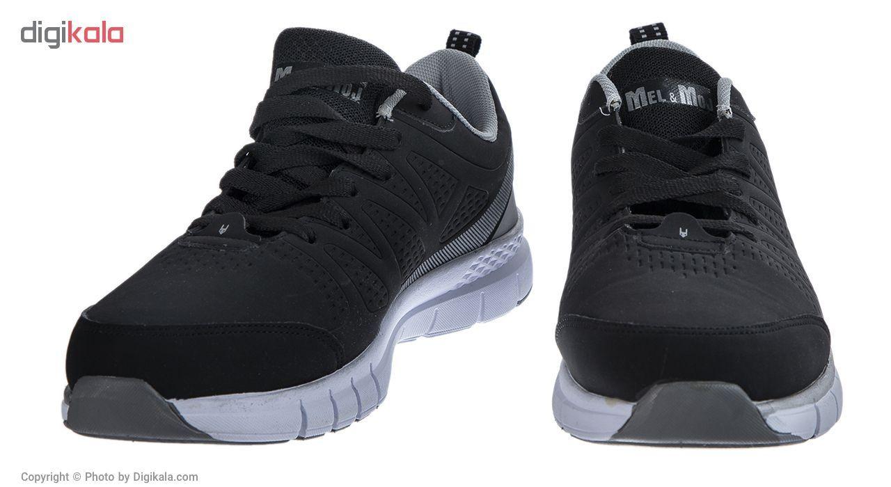 کفش مخصوص پیاده روی مردانه مل اند موژ مدل M2024-1 -  - 5