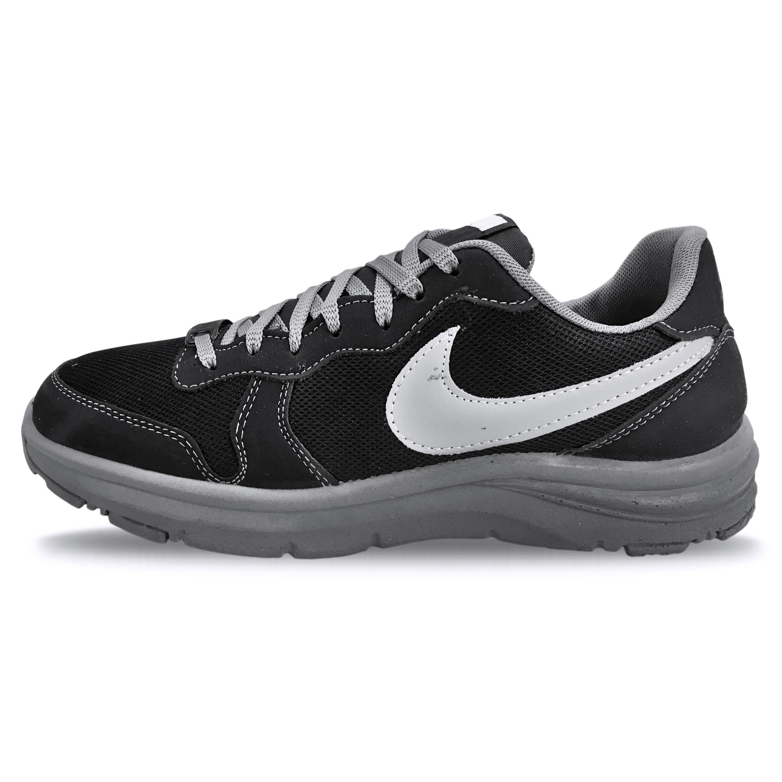 خرید                      کفش  پیاده روی مردانه سنگام طرح بومرنگ کد 3756