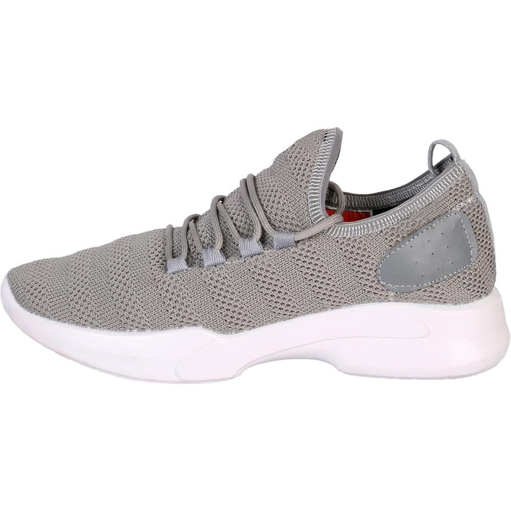 کفش مخصوص دویدن مردانه مدل A-R-S-H رنگ طوسی