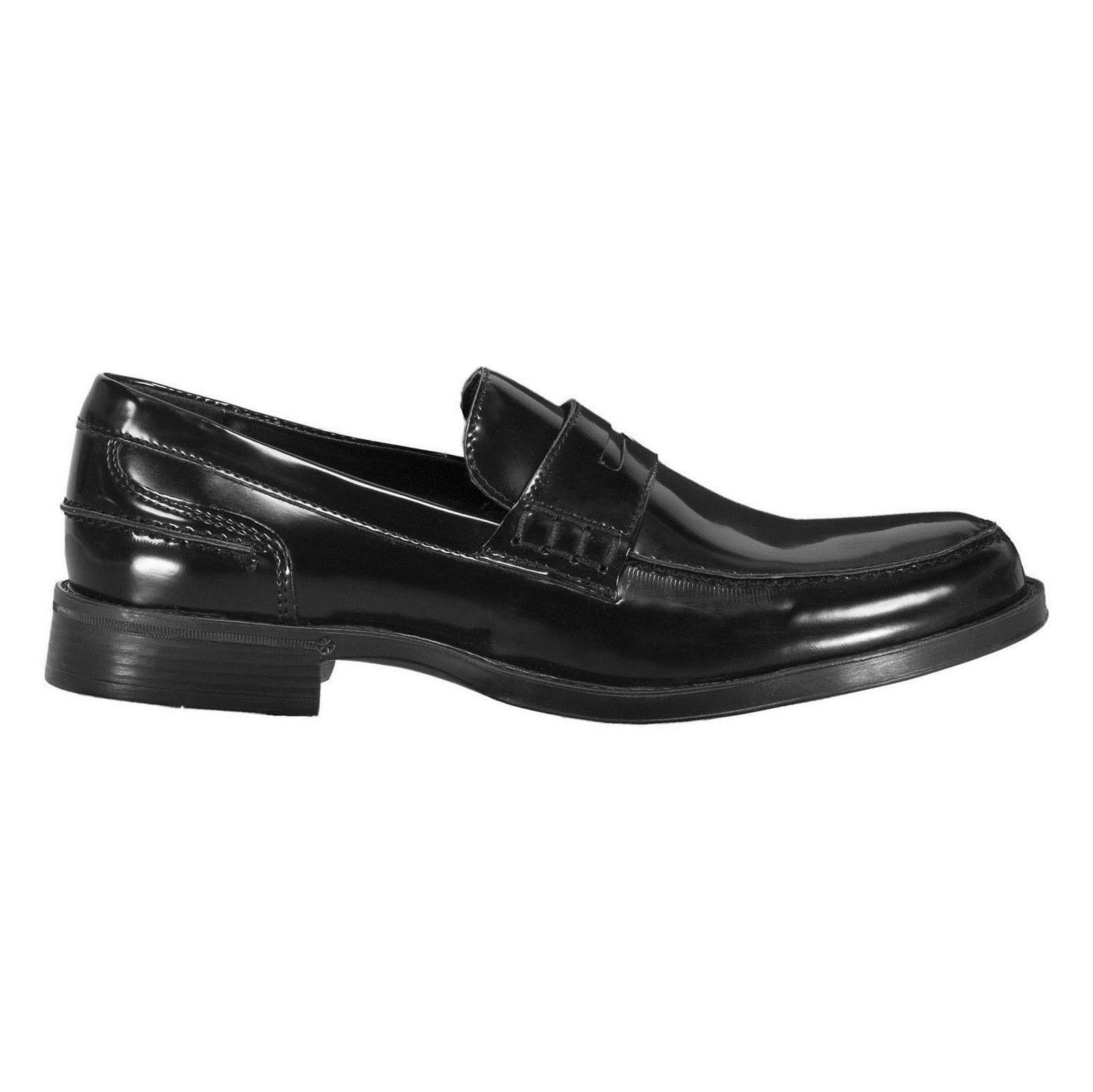 کفش اداری مردانه - باتا - مشکي - 1