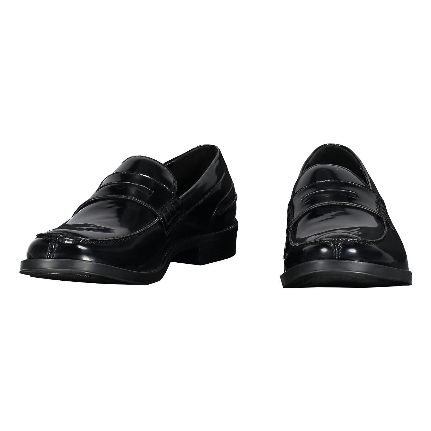 کفش اداری مردانه - باتا - مشکي - 4