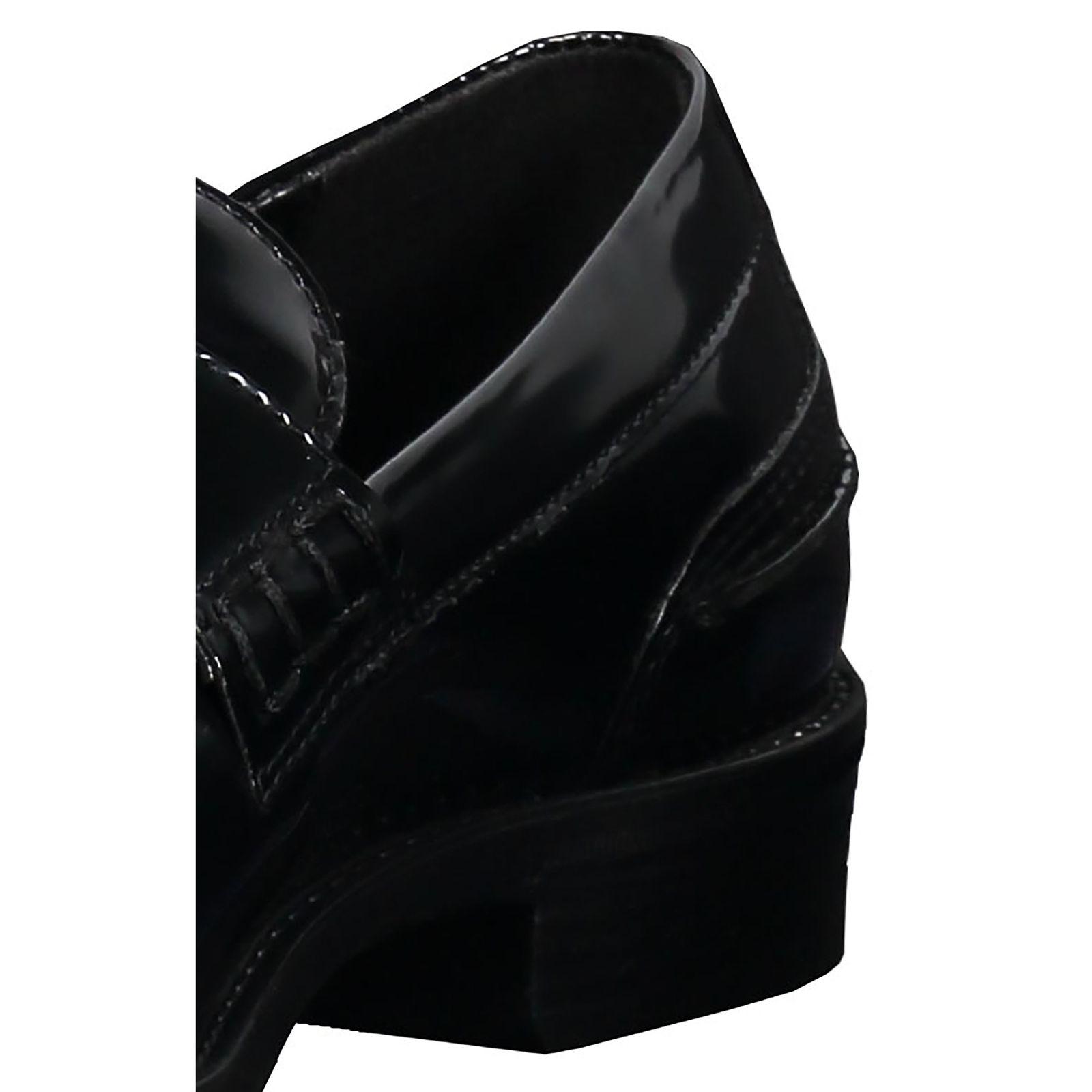 کفش اداری مردانه - باتا - مشکي - 7