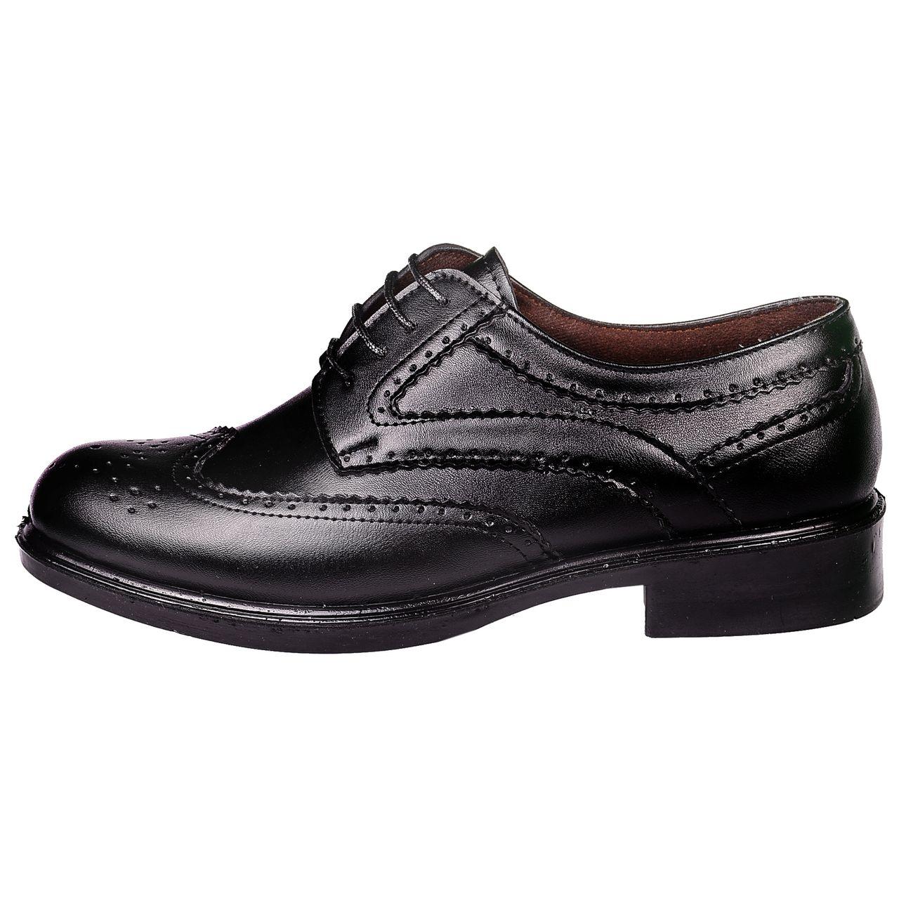 کفش مردانه طب نوین مدل هشترک کد 1702