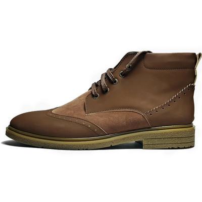 تصویر کفش مخصوص استفاده روزمره مردانه نیم ساق مدل lماتیا کد 6613