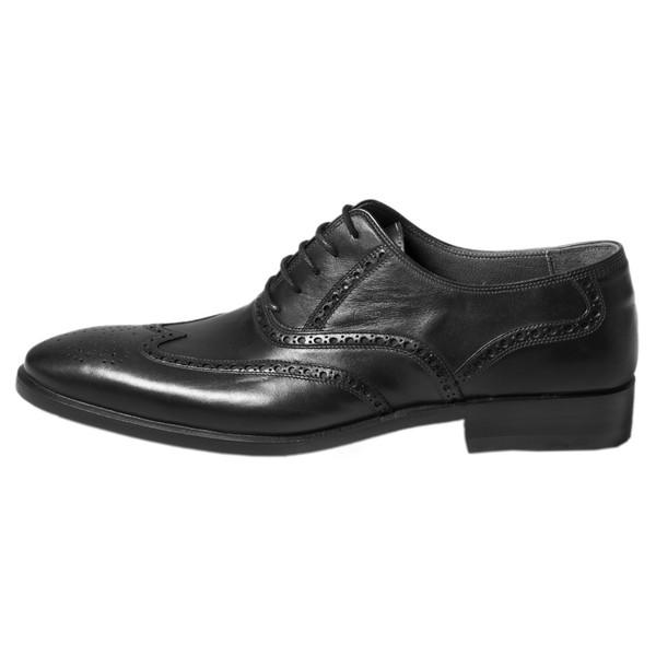 کفش مردانه سی سی مدل آذین رنگ مشکی