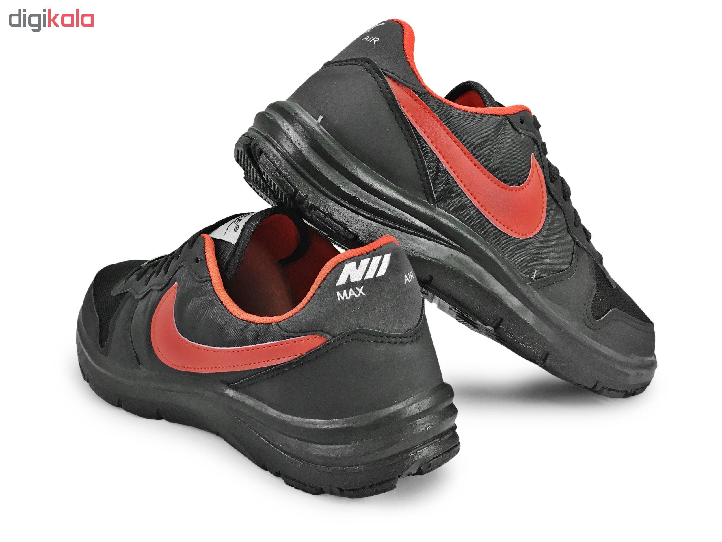خرید                      کفش  پیاده روی مردانه سنگام طرح بومرنگ کد 3757