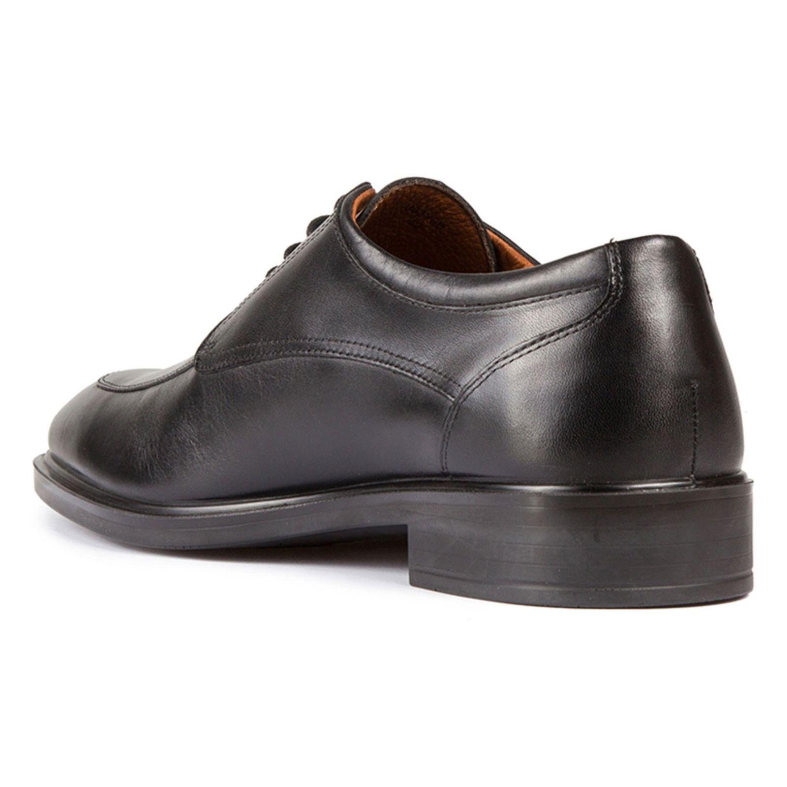 کفش رسمی چرم مردانه - جی اوکس - مشکي - 3