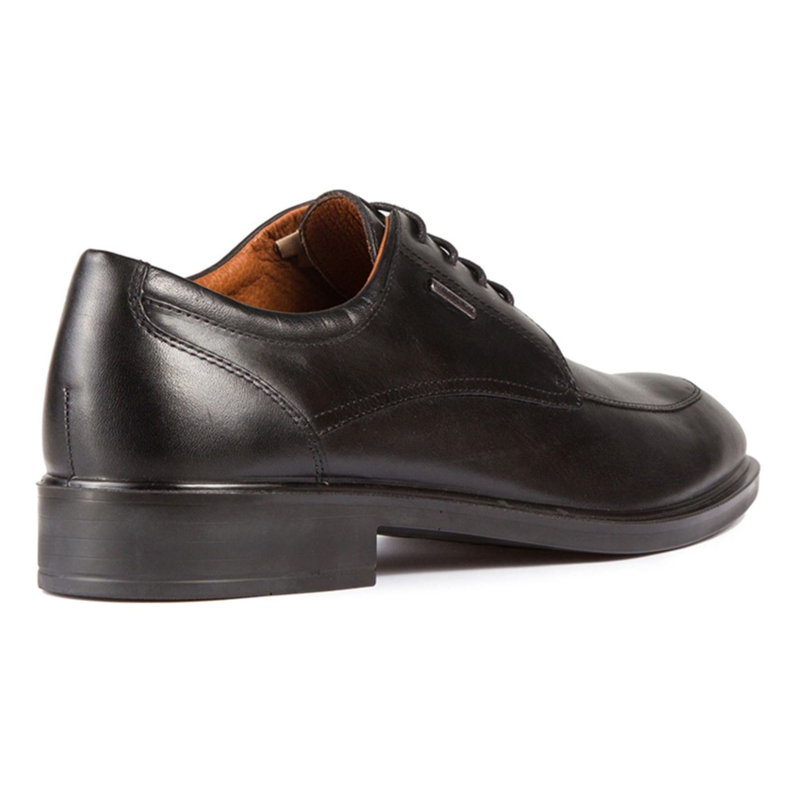 کفش رسمی چرم مردانه - جی اوکس - مشکي - 4