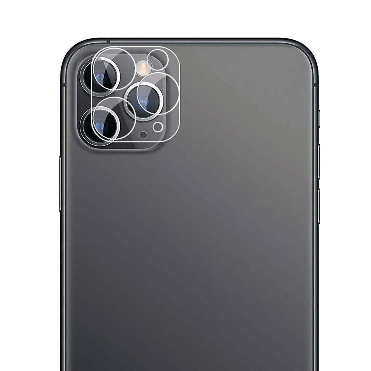 بررسی و {خرید با تخفیف} محافظ لنز دوربین مدل TC-11 مناسب برای گوشی موبایل اپل iPhone 11 Pro max اصل