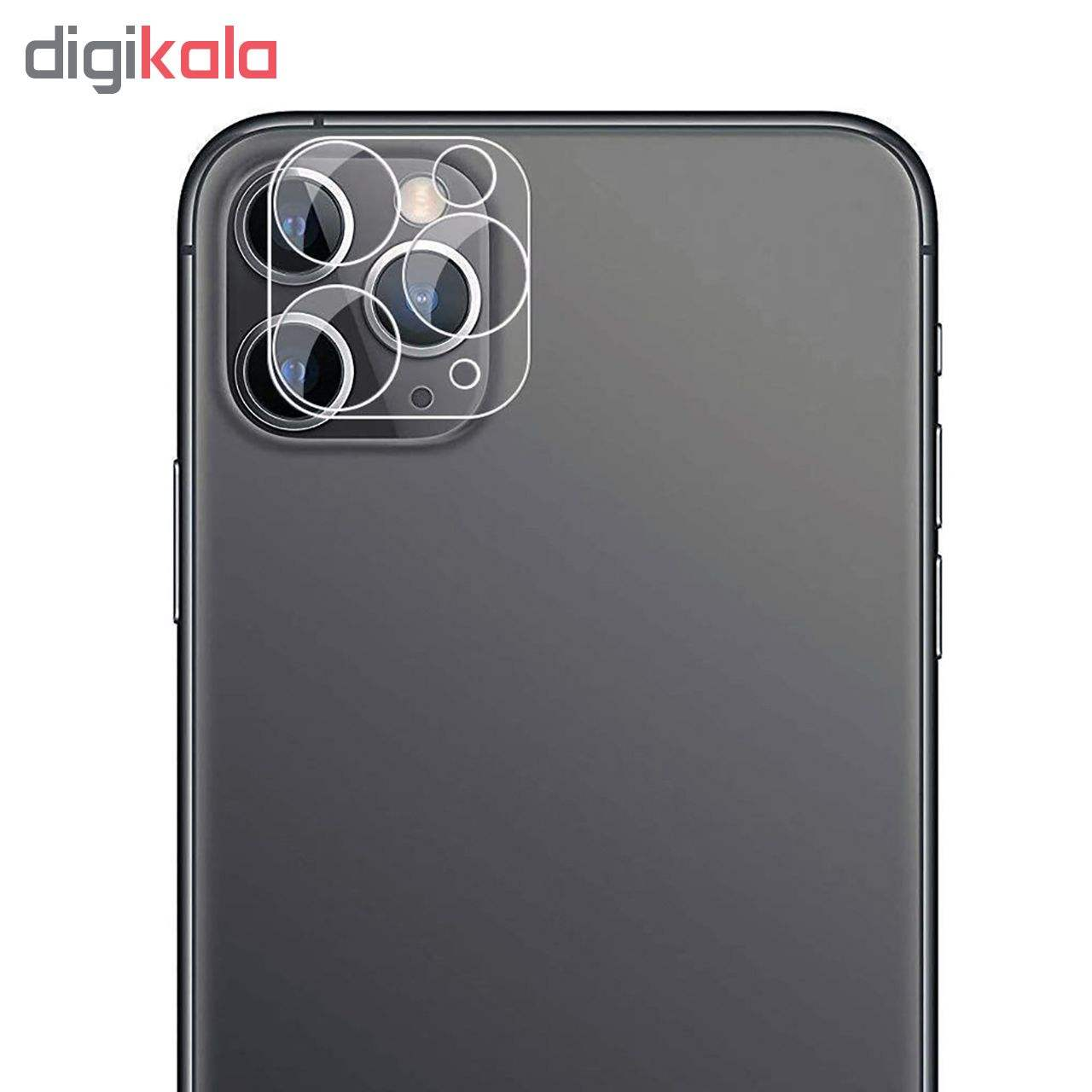 محافظ لنز دوربین مدل TC-11 مناسب برای گوشی موبایل اپل iPhone 11 Pro max main 1 4