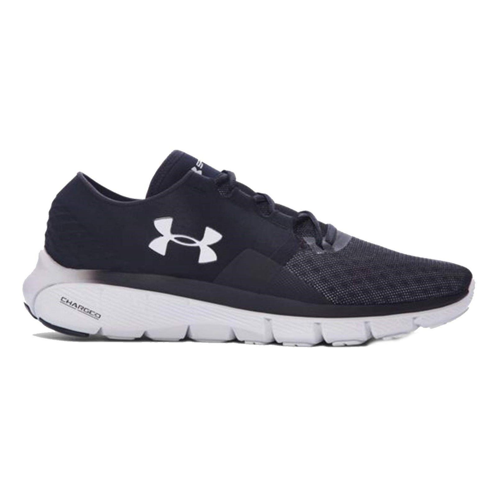 کفش دویدن بندی مردانه - آندر آرمور - مشکي - 1