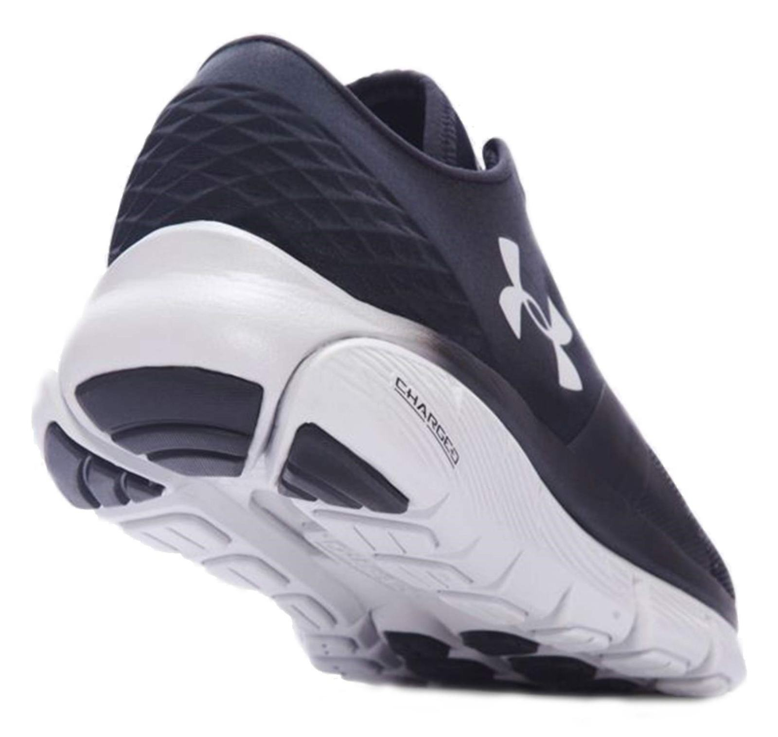 کفش دویدن بندی مردانه - آندر آرمور - مشکي - 3