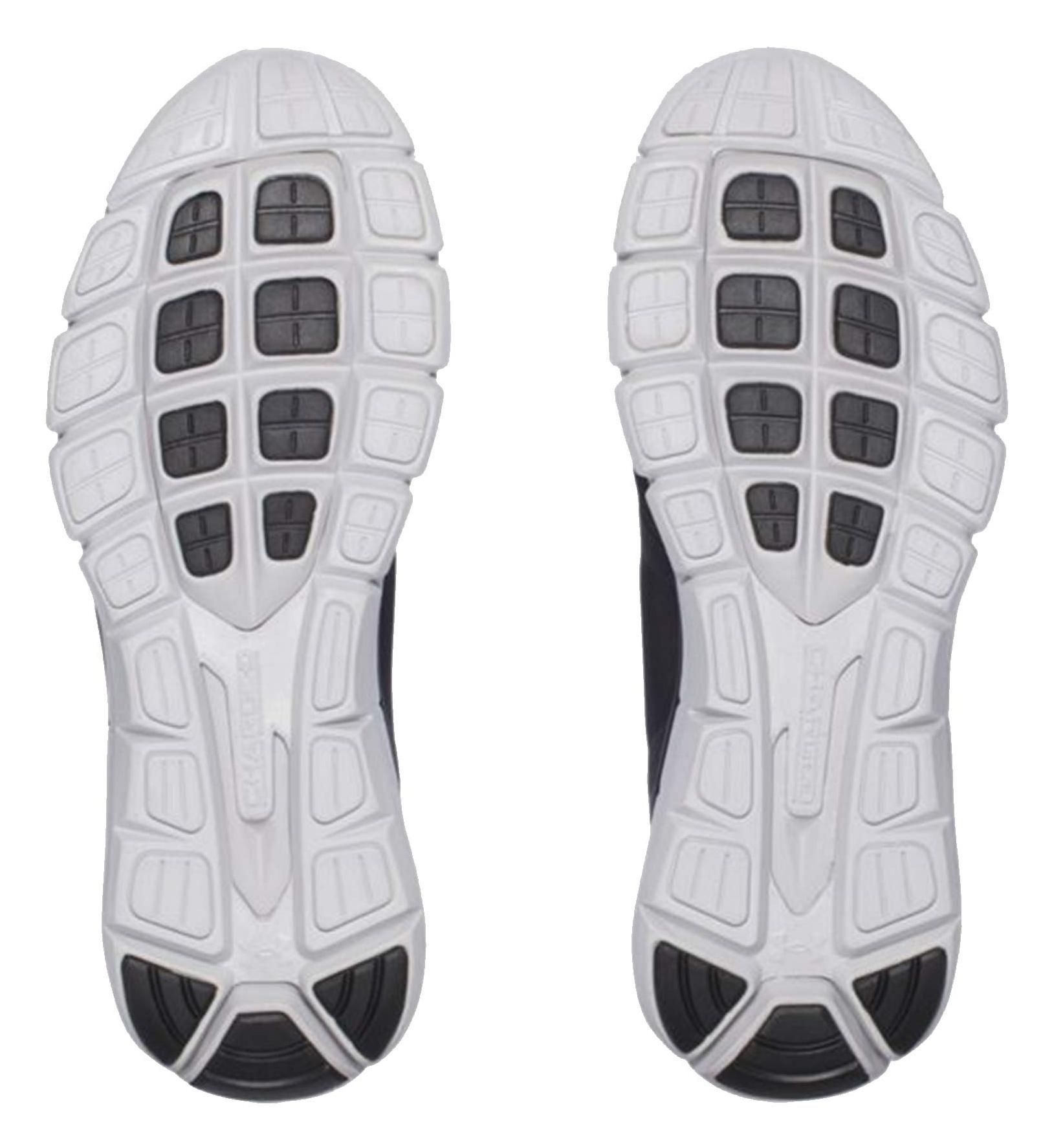 کفش دویدن بندی مردانه - آندر آرمور - مشکي - 4