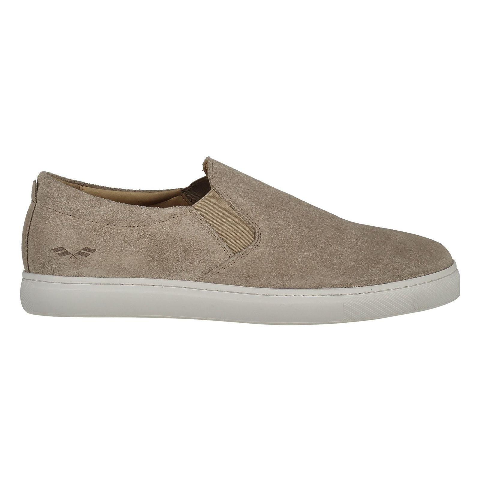 کفش جیر راحتی مردانه - سلکتد - بژ - 1