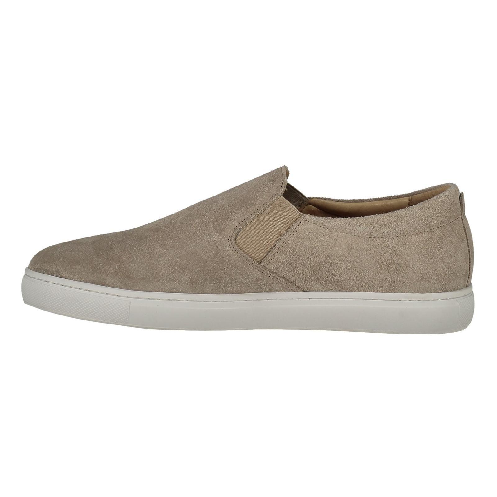 کفش جیر راحتی مردانه - سلکتد - بژ - 3