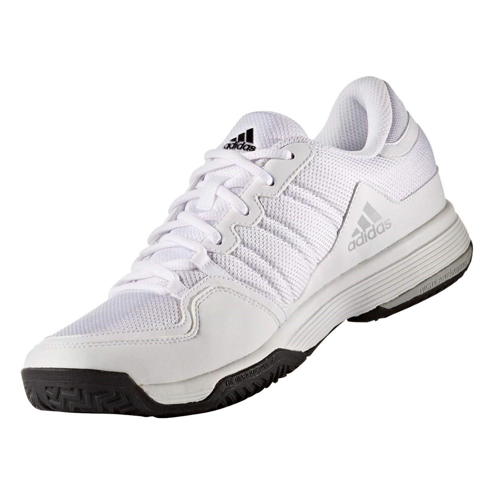 کفش تنیس بندی مردانه Barricade Club - آدیداس - سفيد - 2