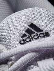 کفش تنیس بندی مردانه Barricade Club - آدیداس - سفيد - 4