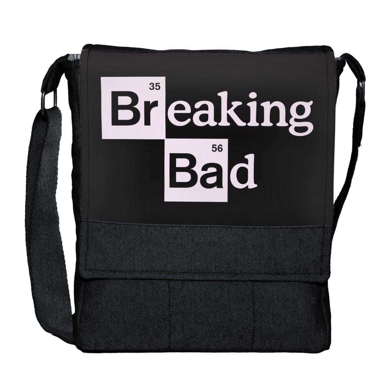 کیف دوشی گالری چی چاپ طرح breaking bad کد 65777