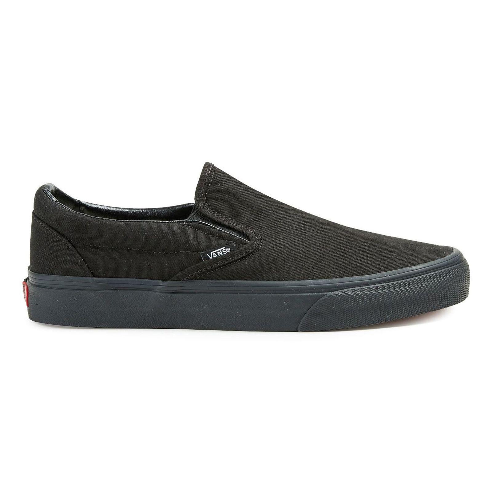 کفش راحتی مردانه Classic Slip On - ونس - مشکي  - 1