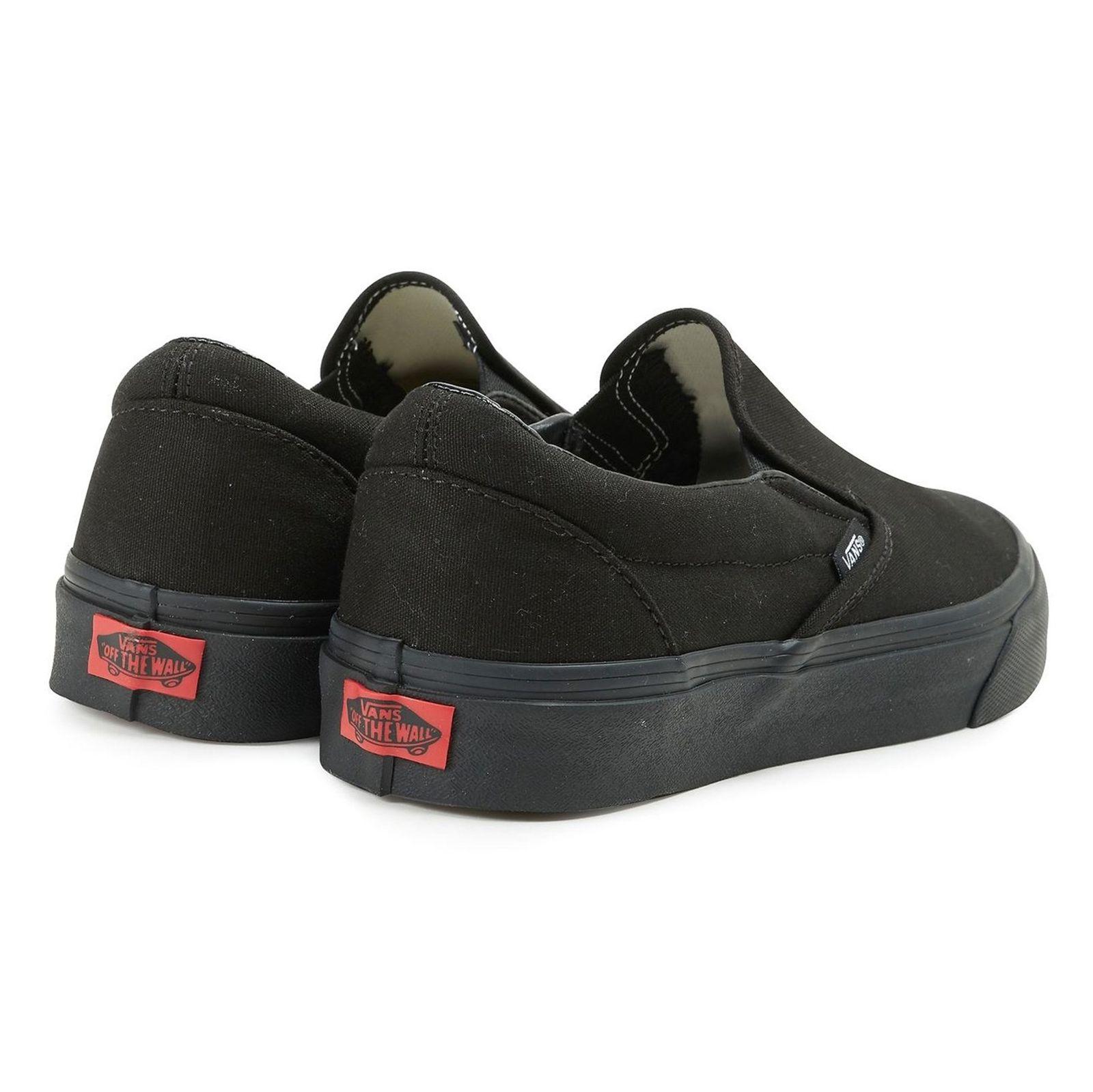 کفش راحتی مردانه Classic Slip On - ونس - مشکي  - 5