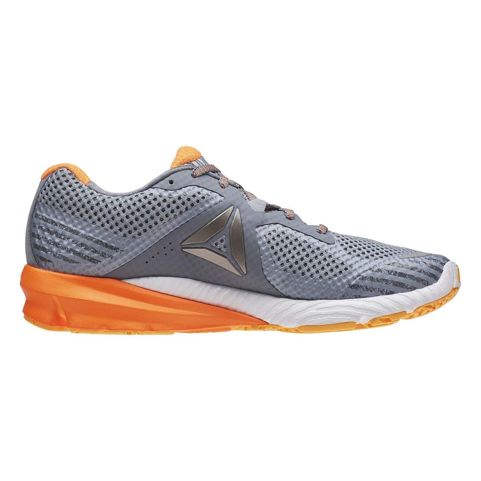کفش دویدن بندی مردانه Harmony Road - ریباک - طوسي - 1