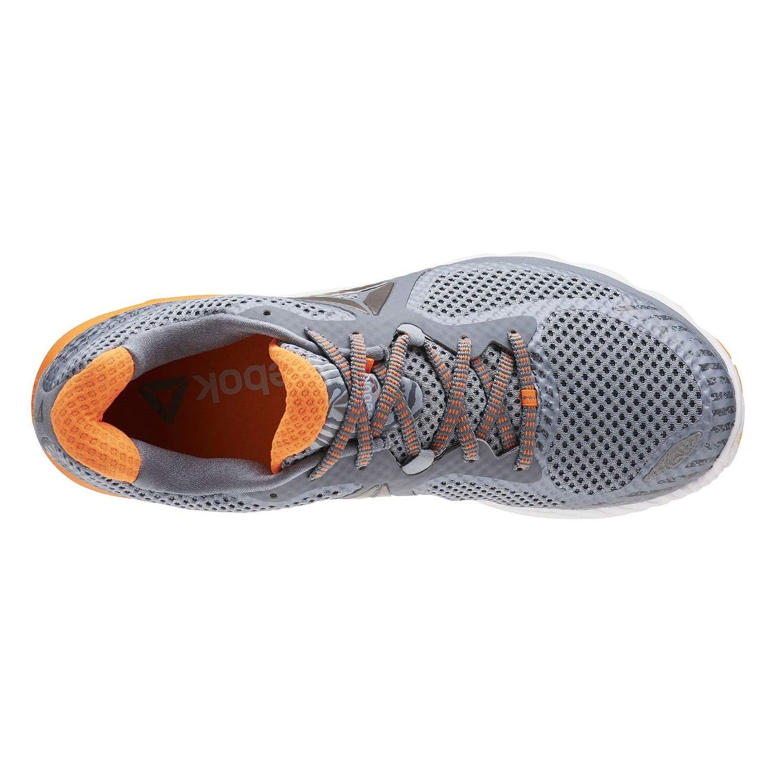 کفش دویدن بندی مردانه Harmony Road - ریباک - طوسي - 4