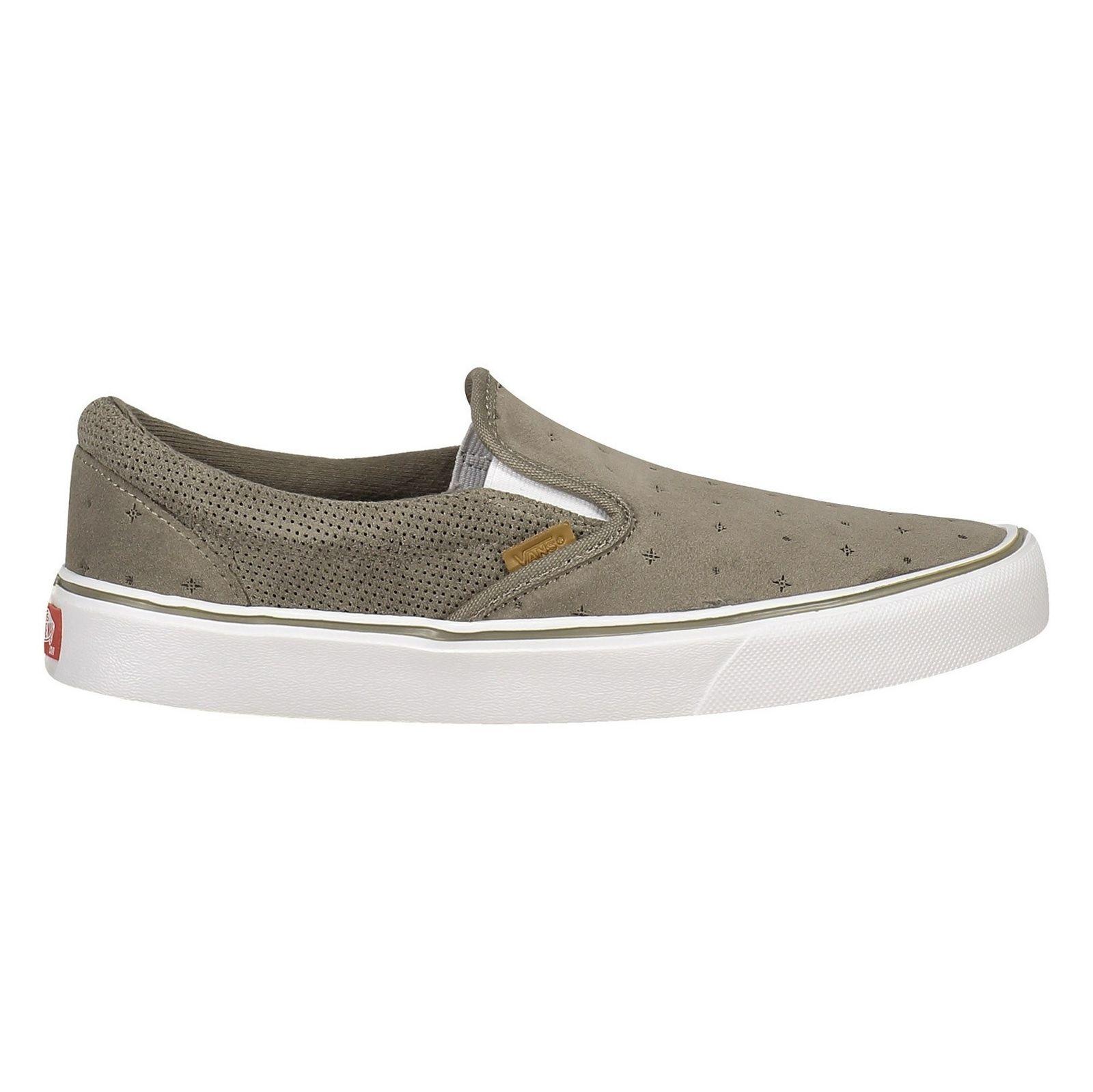 کفش راحتی مردانه Slip On Lite - ونس - طوسي  - 1