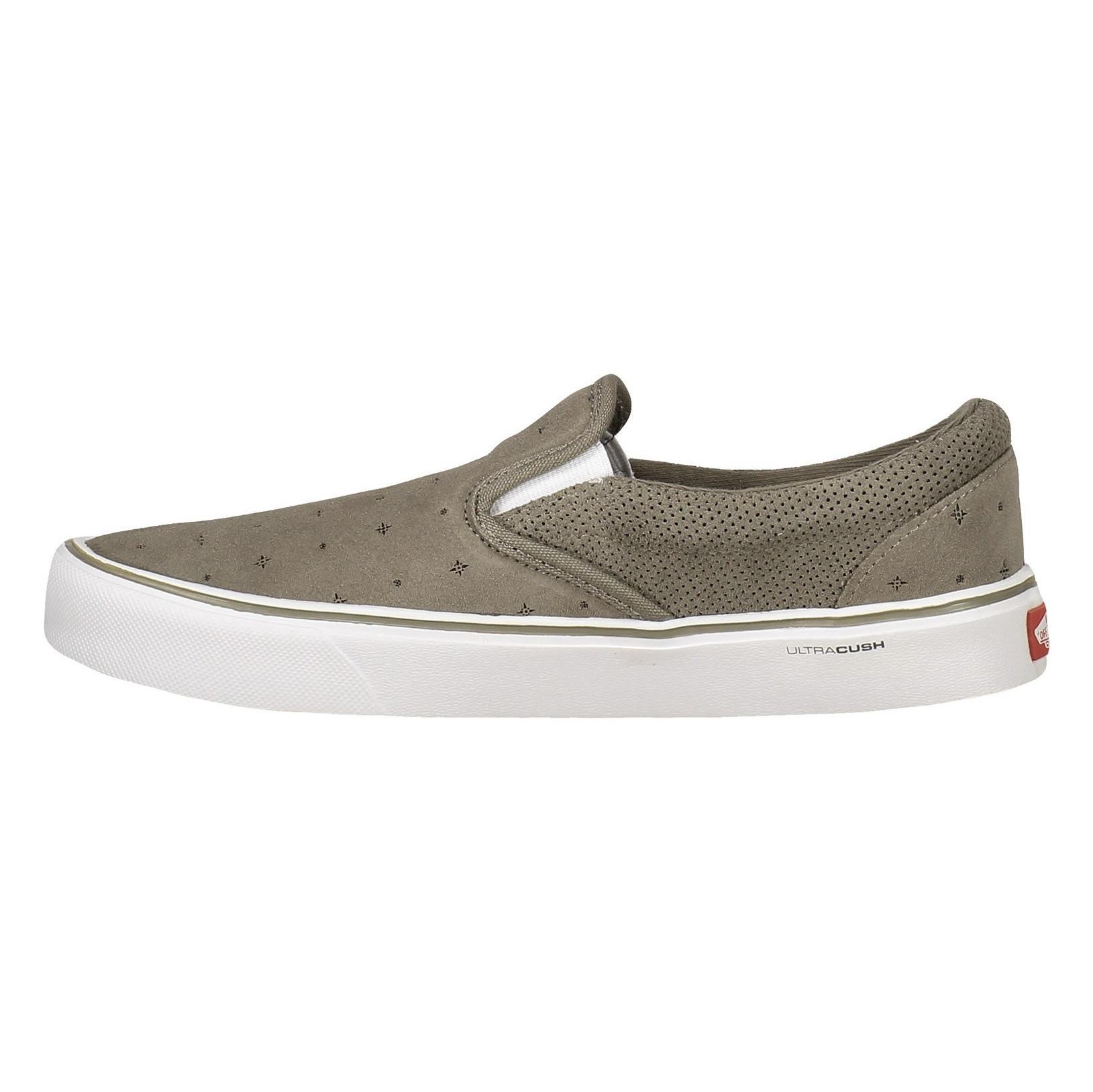 کفش راحتی مردانه Slip On Lite - ونس - طوسي  - 3
