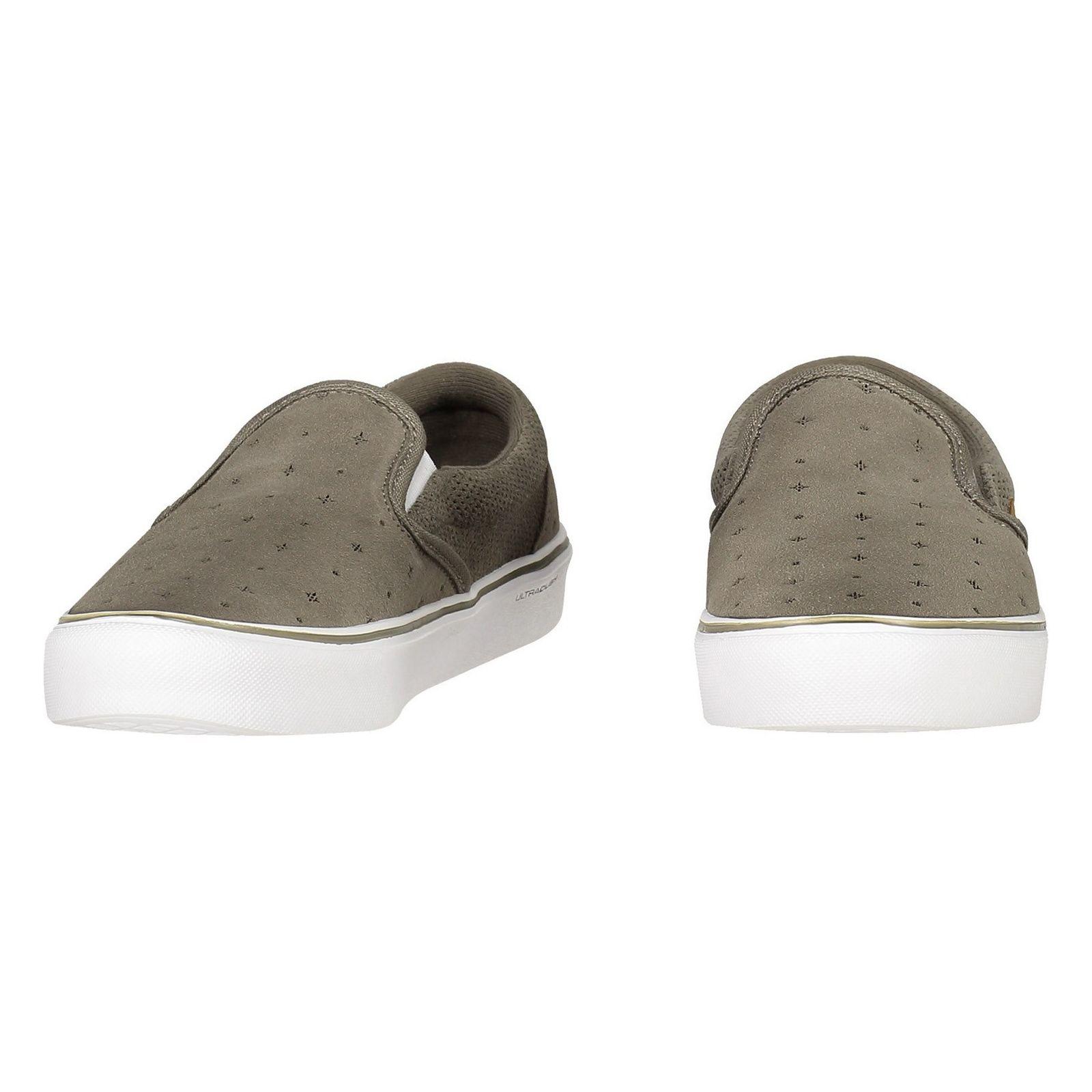 کفش راحتی مردانه Slip On Lite - ونس - طوسي  - 5